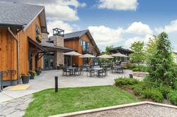 2015_10_26_01_35_41_westerleigh-abbotsford-bc-clubhouse-outdoor-terrace at 35 - 30989 Westridge Place, Abbotsford West, Abbotsford