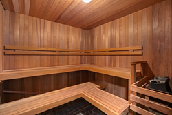27-sauna-interior at 5615 121a Street, Panorama Ridge, Surrey