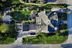 36-drone-1-birds-eye-view at 5615 121a Street, Panorama Ridge, Surrey