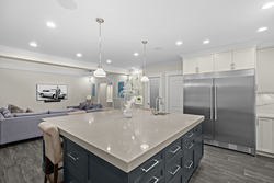 10-chefs-kitchen-with-island at 3280 164 Street, Morgan Creek, South Surrey White Rock
