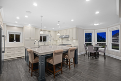 11-chefs-kitchen-with-nook at 3280 164 Street, Morgan Creek, South Surrey White Rock