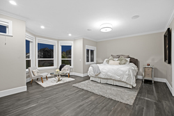 12-master-bedroom-on-the-main at 3280 164 Street, Morgan Creek, South Surrey White Rock