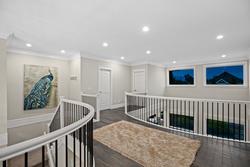 16-upper-hallway at 3280 164 Street, Morgan Creek, South Surrey White Rock