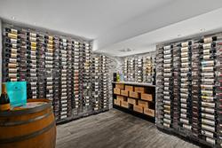 25-wine-cellar at 3280 164 Street, Morgan Creek, South Surrey White Rock