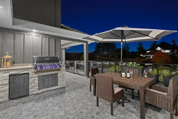 29-twilight-terrace-with-bbq at 3280 164 Street, Morgan Creek, South Surrey White Rock