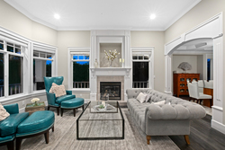 4-formal-living-room at 3280 164 Street, Morgan Creek, South Surrey White Rock