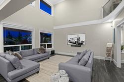 7-great-room at 3280 164 Street, Morgan Creek, South Surrey White Rock