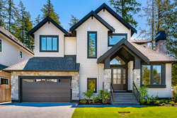 1-exterior at 13156 19a Avenue, Elgin Chantrell, South Surrey White Rock
