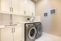 18-laundry-room at 13156 19a Avenue, Elgin Chantrell, South Surrey White Rock