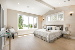 21-master-bedroom at 13156 19a Avenue, Elgin Chantrell, South Surrey White Rock