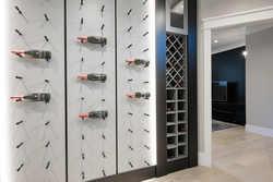 27-wine-display-on-lower-level at 13156 19a Avenue, Elgin Chantrell, South Surrey White Rock