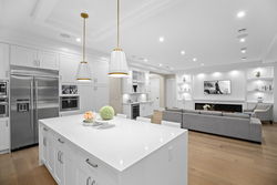 14-alternate-angle-of-kitchen-island at 14486 17 Avenue, Sunnyside Park Surrey, South Surrey White Rock