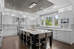 8-kitchen-with-island at 13698 Blackburn Avenue, White Rock, South Surrey White Rock