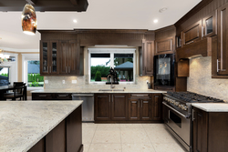 12-chefs-kitchen at 13320 57 Avenue, Panorama Ridge, Surrey