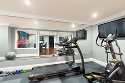 26-gym at 13320 57 Avenue, Panorama Ridge, Surrey