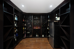 27-wine-cellar at 13320 57 Avenue, Panorama Ridge, Surrey
