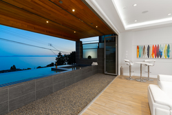 4-view-from-great-room-entry-level at 14723 Upper Roper Avenue, White Rock, South Surrey White Rock
