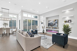 10-great-room-angle at 15804 Tulip Drive, King George Corridor, South Surrey White Rock
