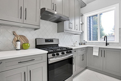 18-prep-kitchen at 15804 Tulip Drive, King George Corridor, South Surrey White Rock