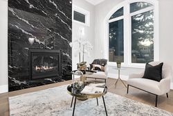 7-formal-living-room-with-fireplace at 15804 Tulip Drive, King George Corridor, South Surrey White Rock