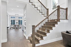 9-stairs-close at 15804 Tulip Drive, King George Corridor, South Surrey White Rock