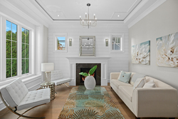 14-formal-living-room at 13859 Blackburn Avenue, White Rock, South Surrey White Rock