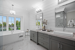 22-master-ensuite-with-soaker at 13859 Blackburn Avenue, White Rock, South Surrey White Rock