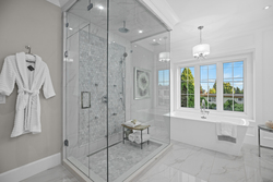 23-master-ensuite-with-oversized-shower at 13859 Blackburn Avenue, White Rock, South Surrey White Rock