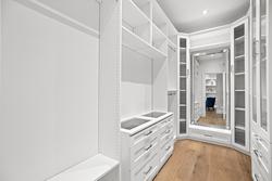 24-master-walk-in-closet at 13859 Blackburn Avenue, White Rock, South Surrey White Rock
