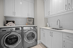 25-laundry-upper at 13859 Blackburn Avenue, White Rock, South Surrey White Rock