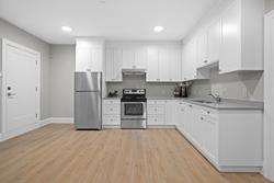 32-legal-suite-kitchen at 13859 Blackburn Avenue, White Rock, South Surrey White Rock