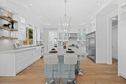 6-kitchen-wide at 13859 Blackburn Avenue, White Rock, South Surrey White Rock