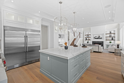 8-kitchen-to-great at 13859 Blackburn Avenue, White Rock, South Surrey White Rock