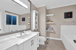 18-master-ensuite at 7718 154a Street, Fleetwood Tynehead, Surrey