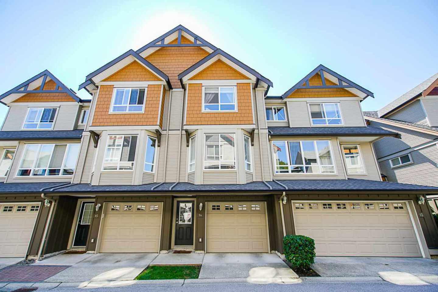 14 - 16772 61 Avenue, Cloverdale BC, Cloverdale