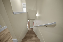 8-stairs-to-upper-level at 15 - 2678 King George Boulevard, King George Corridor, South Surrey White Rock