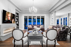 10-great-room-with-bifold-doors at 13283 56 Avenue, Panorama Ridge, Surrey