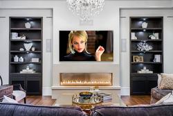 11-great-room-close-fireplace at 13283 56 Avenue, Panorama Ridge, Surrey