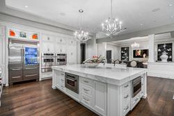 12-chefs-kitchen-with-island at 13283 56 Avenue, Panorama Ridge, Surrey