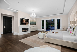 17-master-bedroom-on-main at 13283 56 Avenue, Panorama Ridge, Surrey