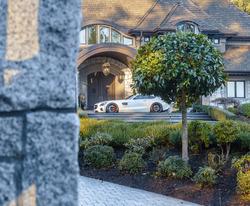 2-stone-work-in-entry-gate at 13283 56 Avenue, Panorama Ridge, Surrey