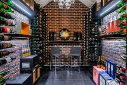 29-wine-cellar at 13283 56 Avenue, Panorama Ridge, Surrey