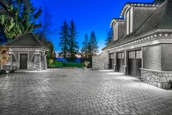 36-private-auto-court at 13283 56 Avenue, Panorama Ridge, Surrey