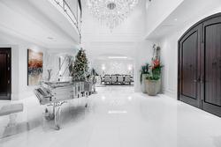 8-foyer-to-dining-hall at 13283 56 Avenue, Panorama Ridge, Surrey