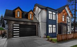 2-twilight-exterior at 13150 20 Avenue, Crescent Bch Ocean Pk., South Surrey White Rock