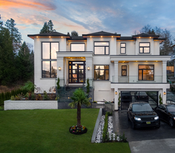 1-drone-exterior at 2928 165b Street, Grandview Surrey, South Surrey White Rock