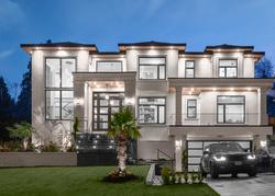 2-ground-twilight-exterior at 2928 165b Street, Grandview Surrey, South Surrey White Rock