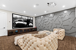 33-state-of-the-art-theatre-room at 2928 165b Street, Grandview Surrey, South Surrey White Rock