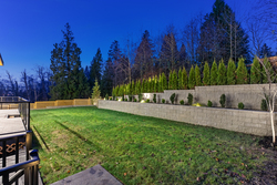 35-ultra-private-backyard-with-greenbelt at 2928 165b Street, Grandview Surrey, South Surrey White Rock