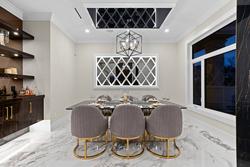 6-formal-dining-hall at 2928 165b Street, Grandview Surrey, South Surrey White Rock